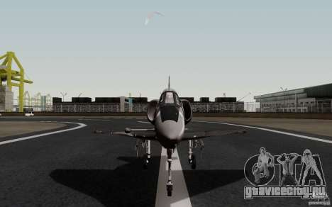 McDonnell Douglas A-4AR Fightinghawk для GTA San Andreas вид справа