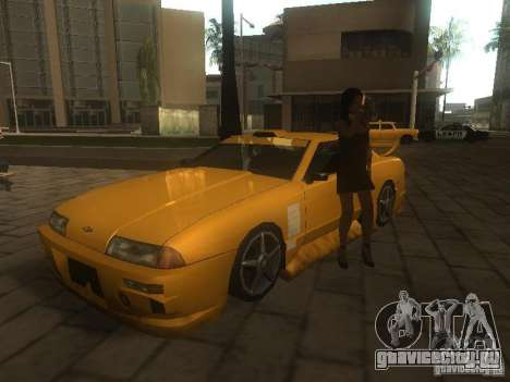 Reality GTA v2.0 для GTA San Andreas второй скриншот