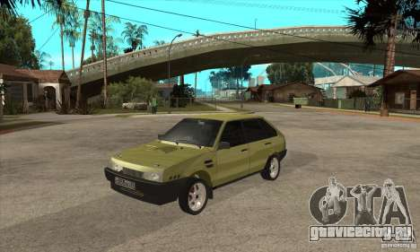 ВАЗ 21093 для GTA San Andreas