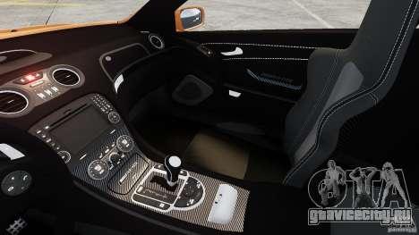 Mercedes-Benz SL65 AMG Black Series 2009 [EPM] для GTA 4 вид сбоку
