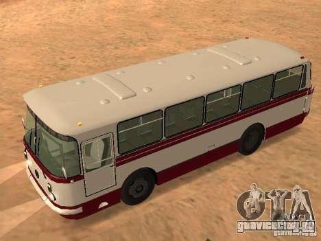 ЛАЗ 695 для GTA San Andreas вид справа