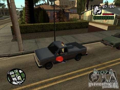 Мистер Крабс для GTA San Andreas девятый скриншот
