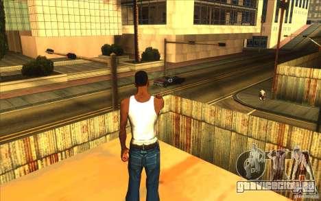 Отличный Прицел для GTA San Andreas