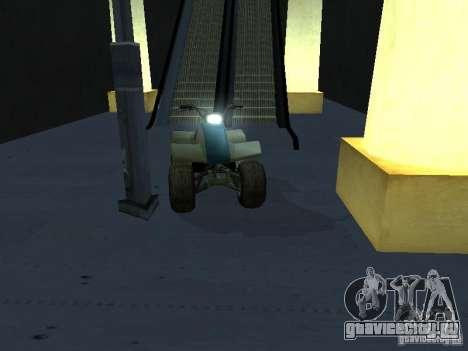 Greatland - Грэйтлэнд v 0.1 для GTA San Andreas второй скриншот