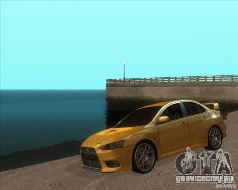 ENB from GTA VI come Back для GTA San Andreas