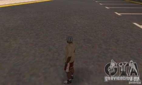 Nike Shoes для GTA San Andreas второй скриншот
