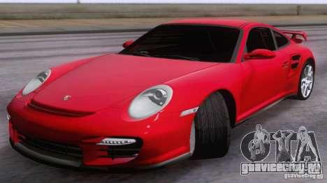 Porsche 911 GT2 для GTA San Andreas вид сзади слева