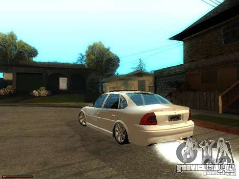Chevrolet Vectra CD 2.2 16V 2003 для GTA San Andreas вид слева
