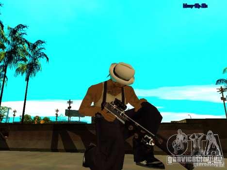 Trollface weapons pack для GTA San Andreas шестой скриншот