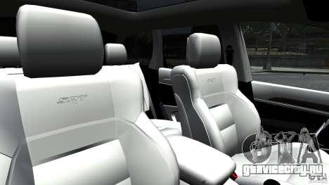 Jeep Grand Cherokee STR8 2012 для GTA 4 вид сбоку