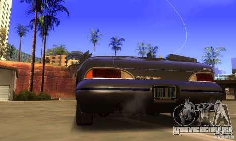 New Banshee [HD] для GTA San Andreas вид справа
