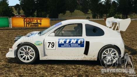 Colin McRae KING Rallycross для GTA 4 вид слева