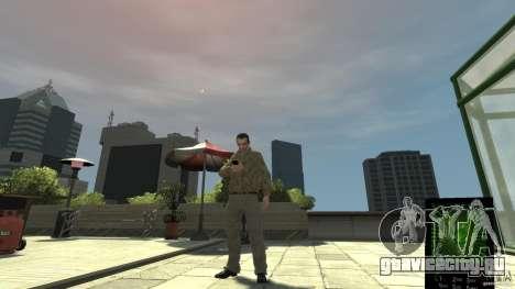 Ganja PhoneCell Theme v2 для GTA 4 второй скриншот