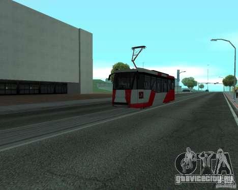 ЛМ-2008 для GTA San Andreas вид справа