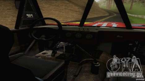 Buggy Off Road 4X4 для GTA San Andreas вид справа