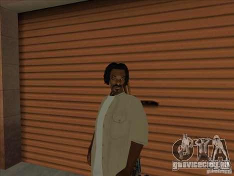 Snoop Dogg Ped для GTA San Andreas