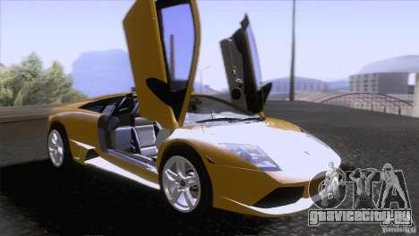 Lamborghini Murcielago LP640 2006 V1.0 для GTA San Andreas вид сбоку