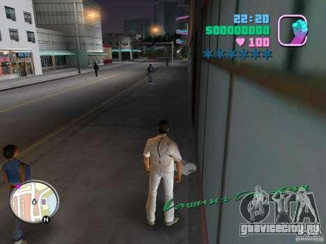 Пак новых скинов для GTA Vice City