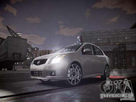 Nissan Sentra SE-R Spec V для GTA 4