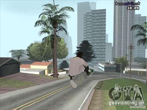 Новый скин Свита для GTA San Andreas третий скриншот