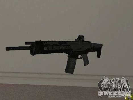 Оружие из COD MW 2 для GTA San Andreas четвёртый скриншот
