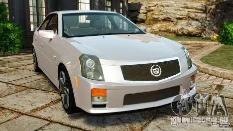 Cadillac CTS-V 2004 для GTA 4