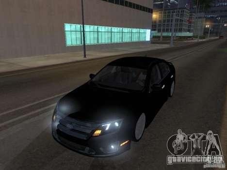 Ford Fusion для GTA San Andreas