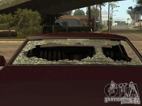 Реалистичные повреждения для GTA San Andreas шестой скриншот
