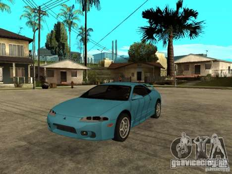 Mitsubishi Eclipse 1998 Need For Speed Carbon для GTA San Andreas