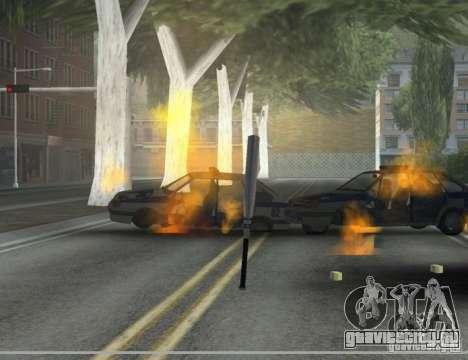 Пак Отечественного Оружия Версия 6 для GTA San Andreas третий скриншот
