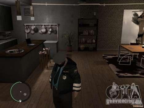 Russian Cops для GTA 4 второй скриншот