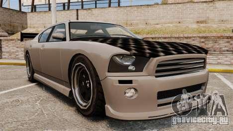 Buffalo уличный гонщик для GTA 4