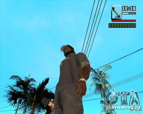 Граната М-24 для GTA San Andreas второй скриншот