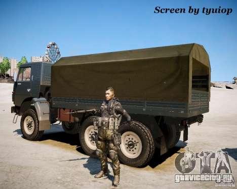Modern Warfare 2 Soap для GTA 4 второй скриншот
