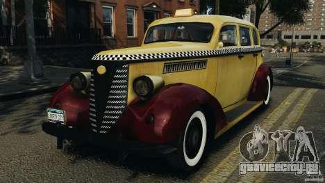 Shubert Taxi для GTA 4