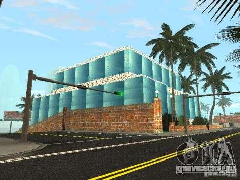 Обновлёный госпиталь Лос-Сантоса v.2.0 для GTA San Andreas восьмой скриншот
