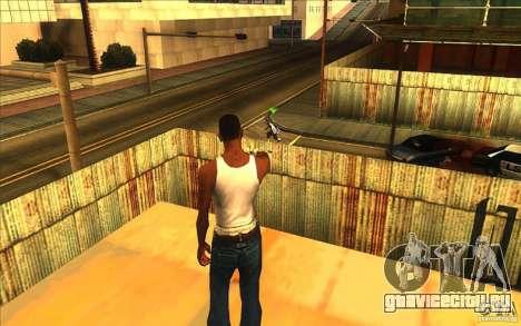 Отличный Прицел для GTA San Andreas второй скриншот