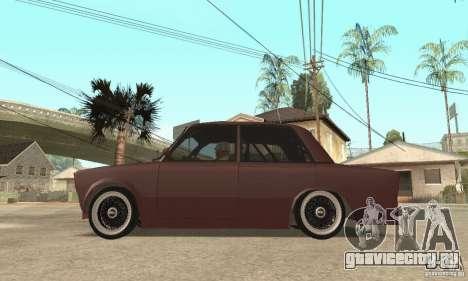 ВАЗ 2106 Street Style для GTA San Andreas вид справа
