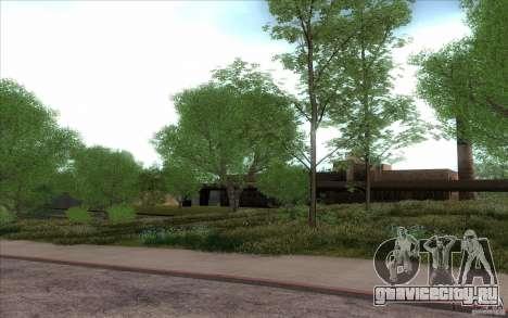 Project Oblivion HQ V1.1 для GTA San Andreas