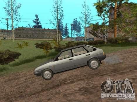 ВАЗ-2109 1987 Спутник v1.2 для GTA San Andreas