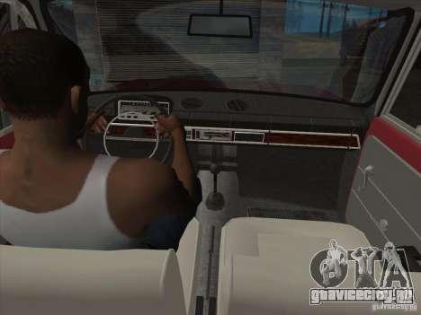 ВАЗ 2101 для GTA San Andreas колёса