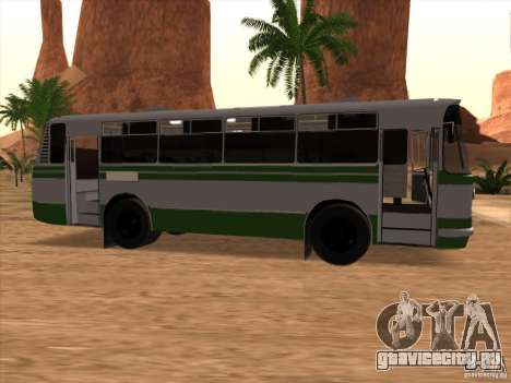 Новые скрипты для автобусов Вер. 2.0 для GTA San Andreas второй скриншот