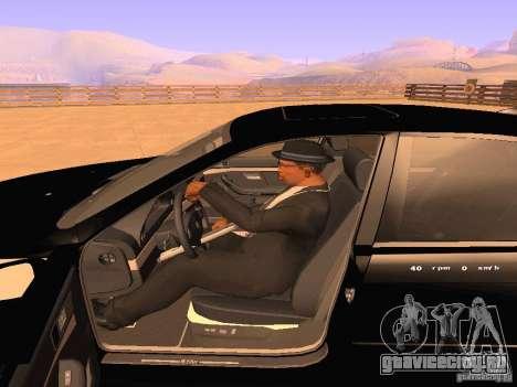 BMW M5 E39 Stanced для GTA San Andreas вид сверху
