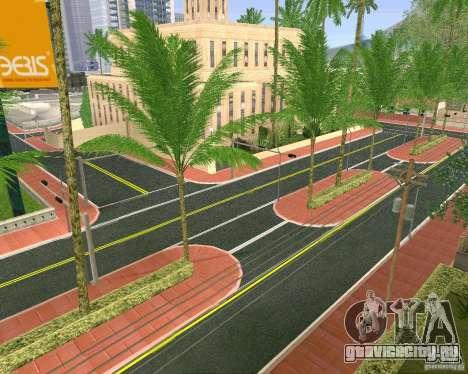 Новые Текстуры Лос-Сантоса для GTA San Andreas девятый скриншот