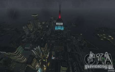 Меню и экраны загрузки Liberty City в GTA 4 для GTA San Andreas седьмой скриншот