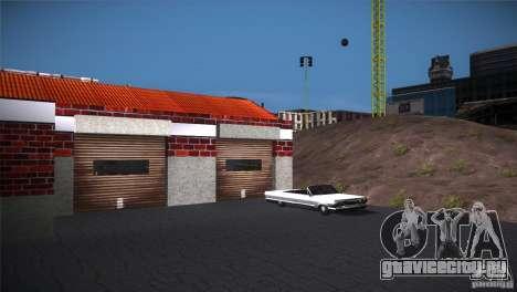 San Fierro Upgrade для GTA San Andreas второй скриншот