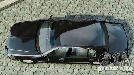 Lincoln Town Car 2006 v1.0 для GTA 4 вид справа