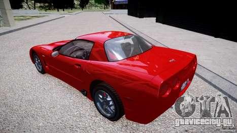 Chevrolet Corvette C5 v.1.0 EPM для GTA 4 вид слева
