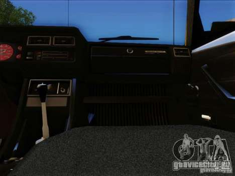 ВАЗ 2104 Такси для GTA San Andreas вид сбоку