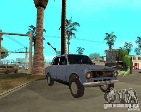 Копейка (исправленная) для GTA San Andreas вид сзади